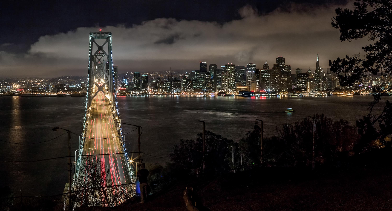 Bay Bridge & SF