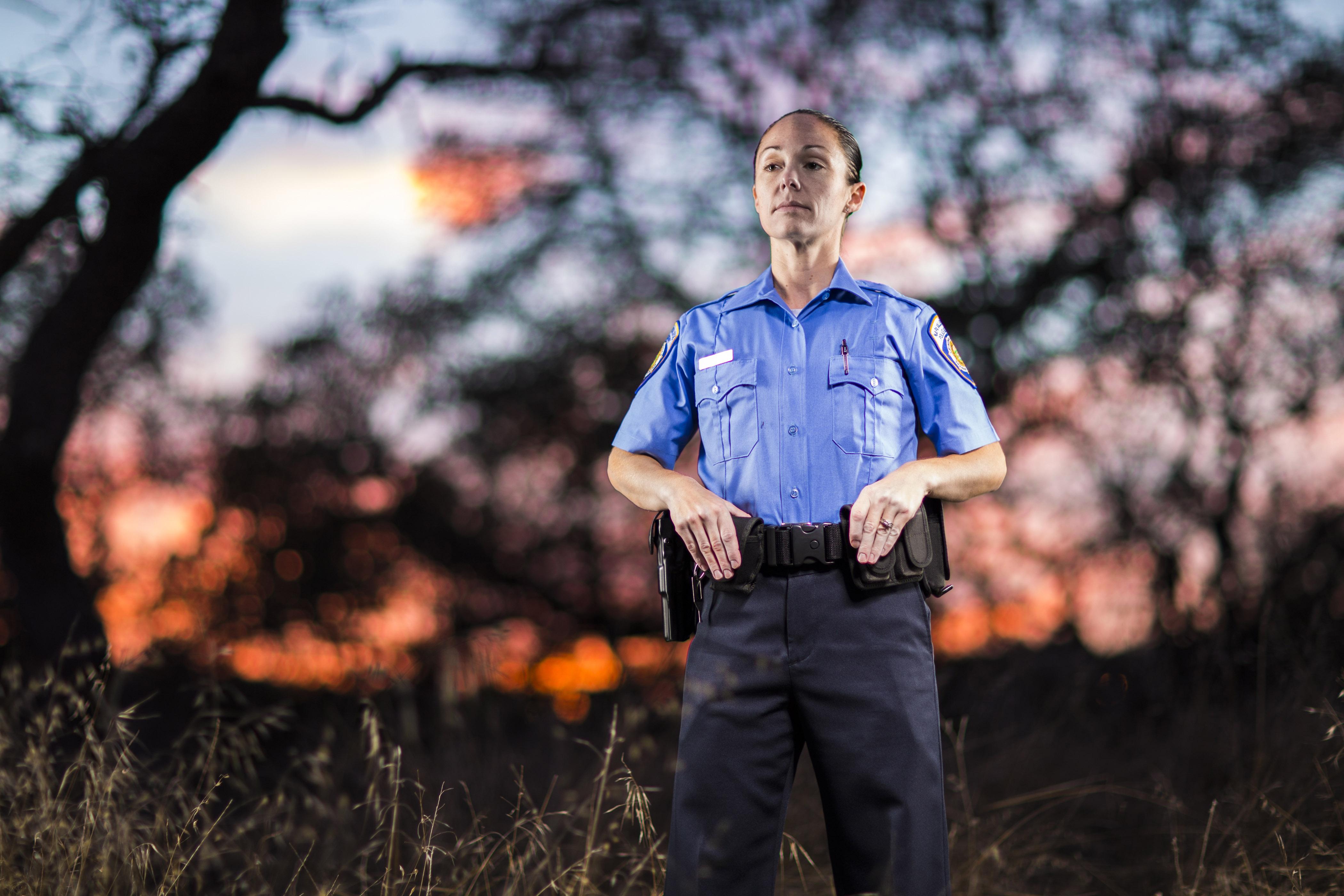 napa police academy cadet