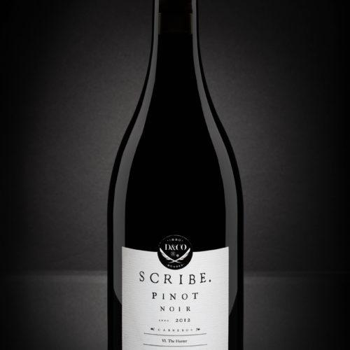 2012 Scribe Pinot Noir