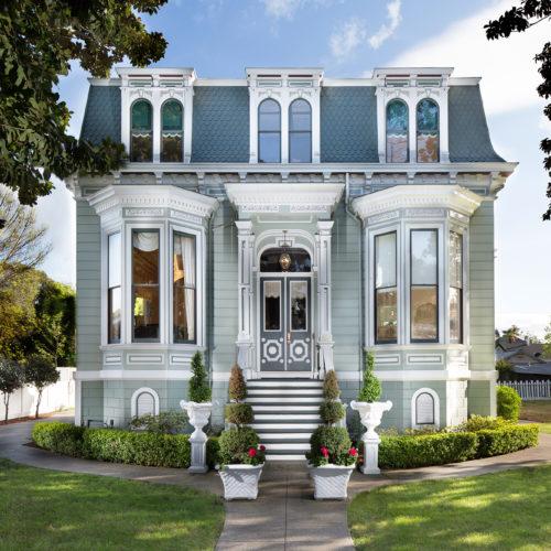 Napa Victorian Architecture